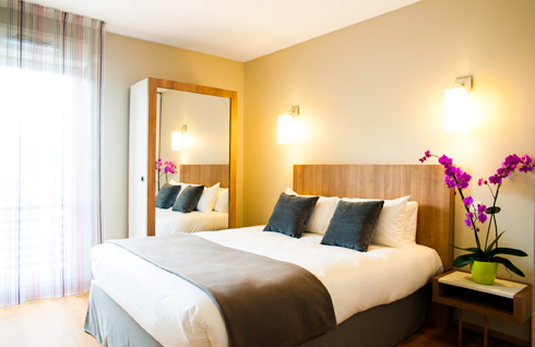 Apart 39 hotel toulouse st michel r sidence toulouse for Appart hotel plaisir